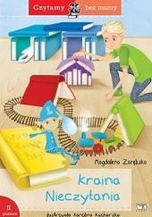 Okładka książki Kraina Nieczytania Magdalena Zarębska