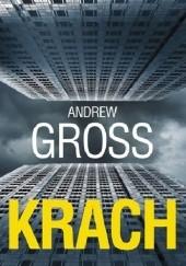 Okładka książki Krach Andrew Gross