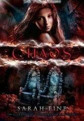 Okładka książki Chaos Sarah Fine