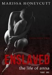 Okładka książki Enslaved Marissa Honeycutt