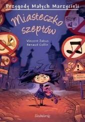 Okładka książki Miasteczko szeptów Vincent Zabus,Renaud Collin