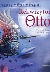 Okładka książki Rekwizytor Otto Vincent Zabus,Renaud Collin