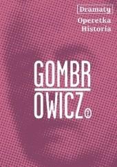 Okładka książki Operetka. Historia Witold Gombrowicz