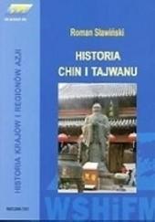 Okładka książki Historia Chin i Tajwanu Maria Roman Sławiński