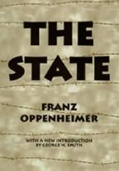 Okładka książki The State: Its History and Development Viewed Sociologically Franz Oppenheimer