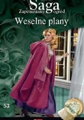 Okładka książki Weselne plany Merete Lien