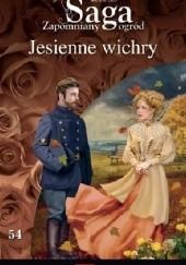 Okładka książki Jesienne wichry Merete Lien