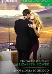 Okładka książki Przygoda w Grecji. Klejnot Morza Egejskiego Maggie Cox,Elizabeth Power