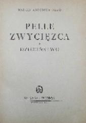 Okładka książki Pelle Zwycięzca t. I. Dzieciństwo Martin Andersen Nexø