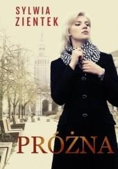 Okładka książki Próżna Sylwia Zientek