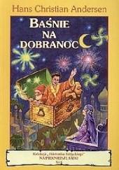 Okładka książki Baśnie na dobranoc