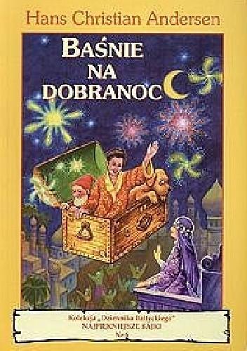 Okładka książki Baśnie na dobranoc Hans Christian Andersen