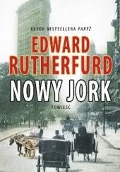 Okładka książki Nowy Jork Edward Rutherfurd