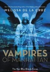 Okładka książki Vampires of Manhattan Melissa de la Cruz