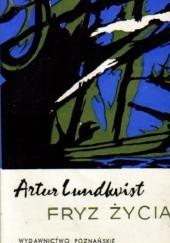 Okładka książki Fryz życia Artur Lundkvist