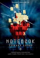 Okładka książki Notebook Tomasz Lipko