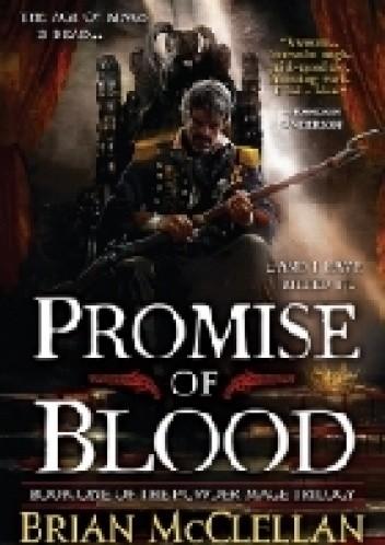 Okładka książki Promise of Blood
