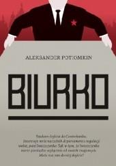 Okładka książki Biurko Aleksander Potiomkin