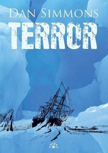 Okładka książki Terror Dan Simmons