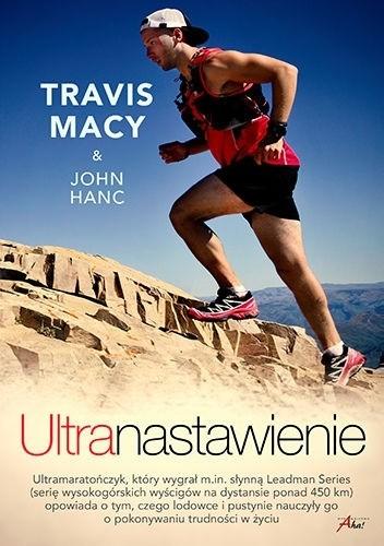 Okładka książki Ultranastawienie John Hanc,Travis Macy
