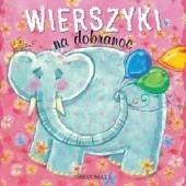 Okładka książki Wierszyki na dobranoc Małgorzata Gintowt,Bogusław Michalec