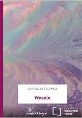 Okładka książki Wesele Henryk Sienkiewicz