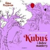 Okładka książki Kubuś i dobre maniery Mary Hogan