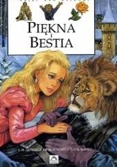 Okładka książki Piękna i Bestia Jeanne-Marie Leprince de Beaumont