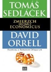 Okładka książki Zmierzch Homo Economicus Tomáš Sedláček