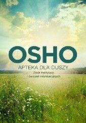 Okładka książki Apteka dla duszy Osho