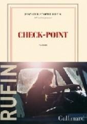 Okładka książki Check-point Jean-Christophe Rufin