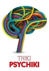 Okładka książki Triki psychiki praca zbiorowa
