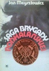 Okładka książki Saga Brygady Podhalańskiej Jan Meysztowicz