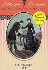 Okładka książki Skowronek Jadwiga Courths-Mahler