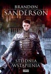 Okładka książki Studnia wstąpienia Brandon Sanderson
