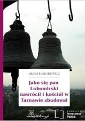 Okładka książki Jako się pan Lubomirski nawrócił Henryk Sienkiewicz