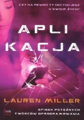 Okładka książki Aplikacja Lauren Miller