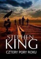 Okładka książki Cztery pory roku Stephen King