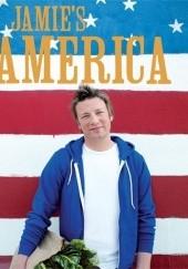 Okładka książki Jamies America Jamie Oliver