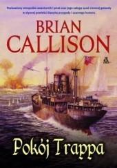 Okładka książki Pokój Trappa Brian Callison