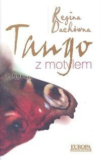 Okładka książki Tango z motylem