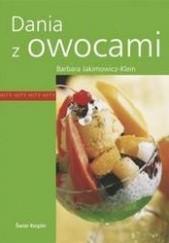 Okładka książki Dania z owocami Barbara Jakimowicz-Klein