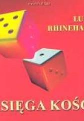 Okładka książki Księga kości Luke Rhinehart
