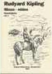 Okładka książki Rudyard Kipling. Riksza widmo opowiadania tom II. Rudyard Kipling