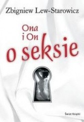 Okładka książki Ona i On o seksie Zbigniew Lew-Starowicz