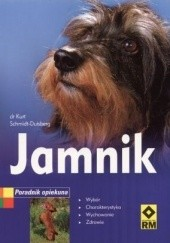 Okładka książki Jamnik. Poradnik opiekuna Kurt Schmidt-Duisberg