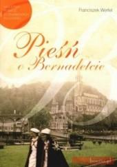 Okładka książki Pieśń o Bernadetcie Franz Werfel