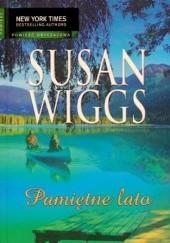 Okładka książki Pamiętne lato Susan Wiggs