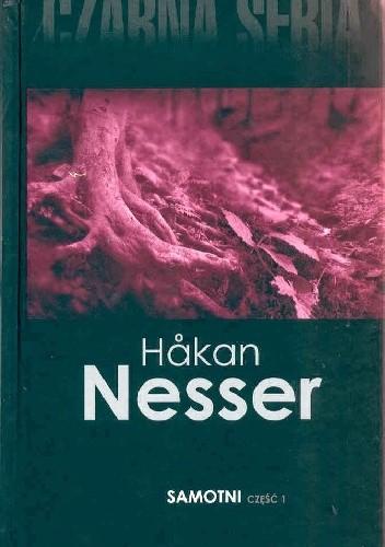 Okładka książki Samotni część 1 Håkan Nesser