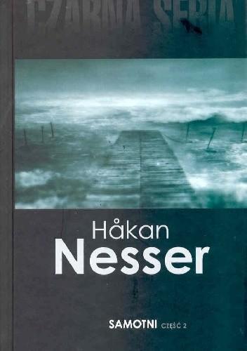 Okładka książki Samotni część 2 Håkan Nesser